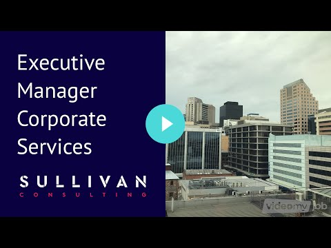 Executive Manager Corporate Services