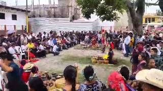 Fiestas patronales en Joyabaj, Quiché