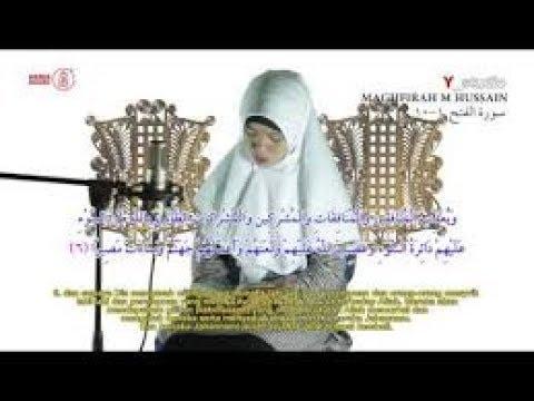 Download Lagu Surat Ar Rahman reading Maghfirah M Hussein HD july 2017