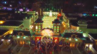 Holiday in the Park at Six Flags Great America in Lake County, IL