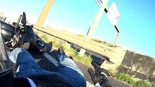 ACONTECE A TODOS! - CRASH MOTORCYCLE