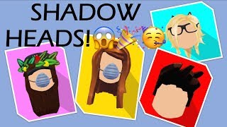 *MOBILE* Shadow Head Making! On ROBLOX