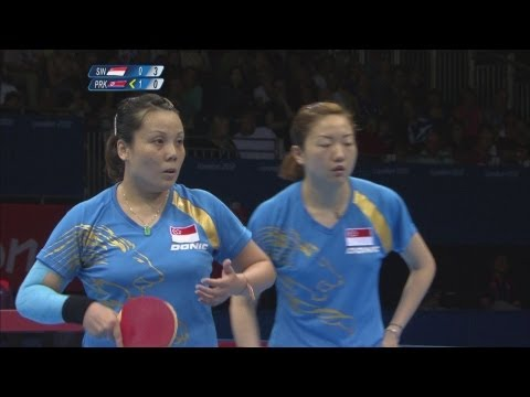 Table Tennis Women