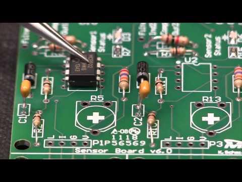 KRISYS Sensor Board Soldering Tutorial