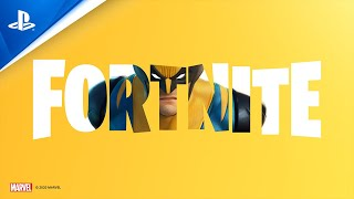 Fortnite | New DLC: Wolverine Update | PS4