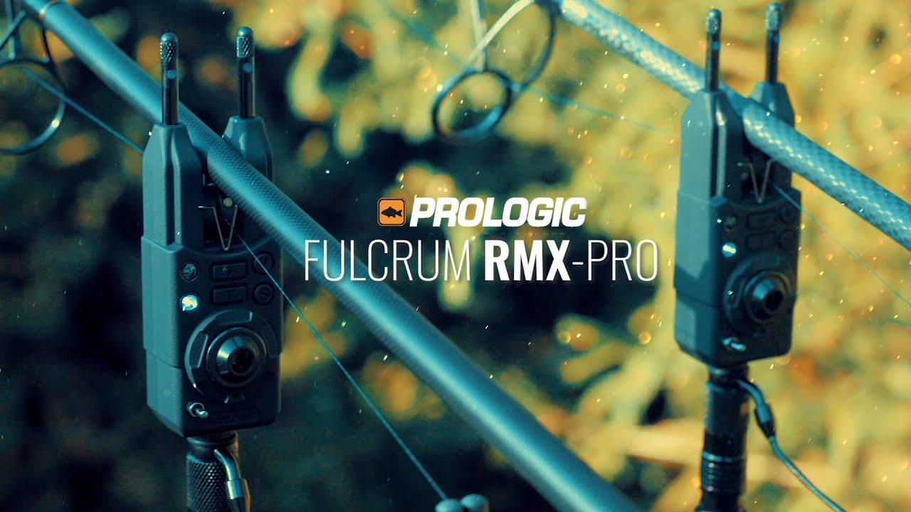 Prologic - Instrukcja Obsługi // Sygnalizatory Fulcrum RMX-PRO - YouTube