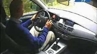 Car test Renault Laguna III
