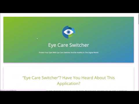 CARE SWITCHER EYE TÉLÉCHARGER