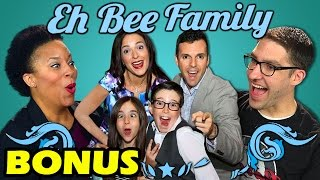 parents react to eh bee family vine compilation bonus 5
