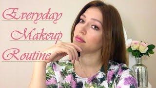 мой ежедневный макияж / макияж на каждый день / Everyday Makeup Routine