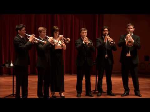 Curtis Institute of Music 2016– Trumpet Sextet #2