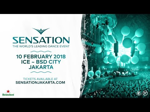 Sensation Jakarta 'The Ocean of White' Trailer