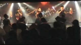 代々木発、SKA-ROCK-BAND!!! H22.6.26 渋谷AUBE にて タイムスリップラ...