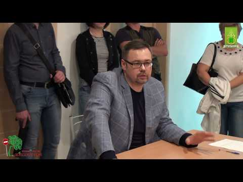 Белые Росы / Долгострой / Встреча дольщиков с Бессоновым 06.07.2017