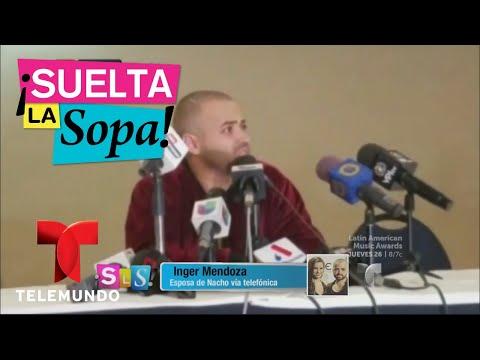 El cantante Nacho atrapado una vez más en Venezuela | Suelta La Sopa | Entretenimiento