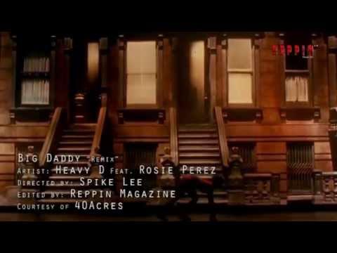 Big Daddy Remix Heavy D feat Rosie Perez