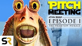Star Wars: Episode I - The Phantom Menace Pitch Meeting