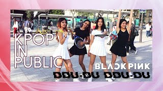 [KPOP IN PUBLIC PARIS] BLACKPINK (블랙핑크) - DDU-DU DDU-DU (뚜두뚜두 ) dance cover by RISIN' CREW