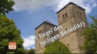 Eine Woche im Schweigekloster, um sich zu finden (02.07.2015 ARD-Morgenmagazin moma-reporter moma)