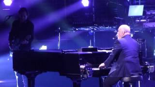 """All for Leyna"" Billy Joel@Byce Jordan Center University Park, PA 12/5/14"