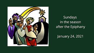 Pre-recorded Sunday January 24    SD 480p