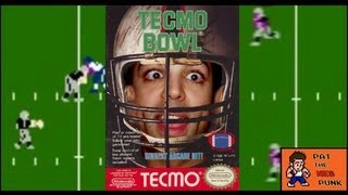 Tecmo Bowl - Pat the NES Punk (NES review)