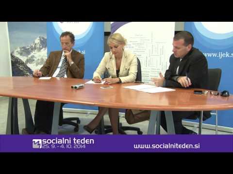 Socialni teden 2014: Skoči v politiko