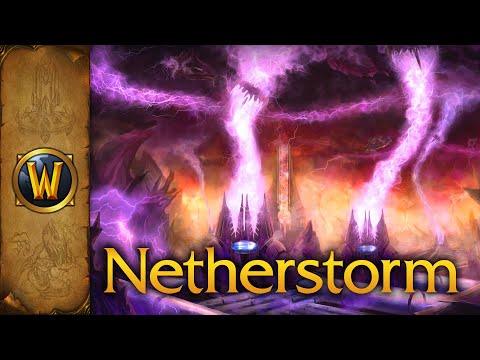 World of Warcraft - Music & Ambience - Netherstorm
