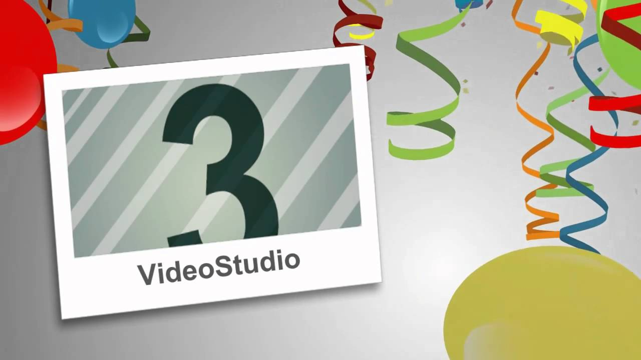 Template corel videostudio youtube for Free corel video studio templates