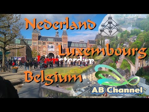 Visit The Belgium Netherland Luxembourg