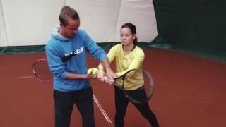 Теннис. Дневник тренировок. 26.