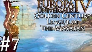 Europa Universalis 4 Golden Century   Huastec   Part 7   Final Reform