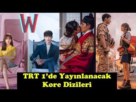 TRT 1'de Yayınlanacak Kore Dizileri 2021