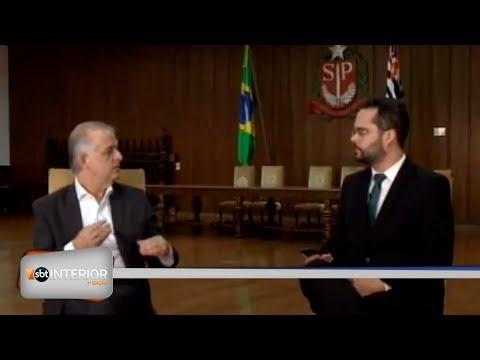 Entrevista: Márcio França pede valorização de professores e policiais em SP