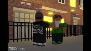 L'A Capone X RondoNumbaNine X Lil Durk - Brothers (ROBLOX MUSIC VIDEO)