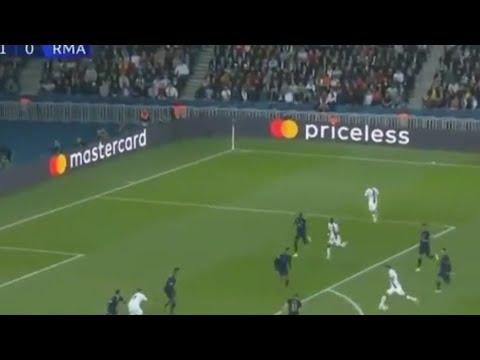 Angel Dimaria Goal Paris SG vs Real Madrid 18/09/19
