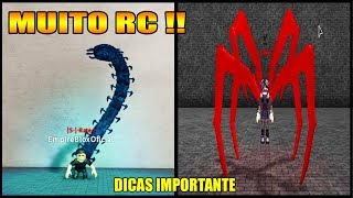 HOW TO EARN A LOT OF RC AND HAVE YOUR KAGUNE IN THE BEST WAY IN THE RO-GHOUL!! ROBLOX