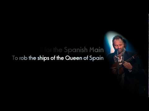 Sting - Pirate's Bride [with lyrics] fragman