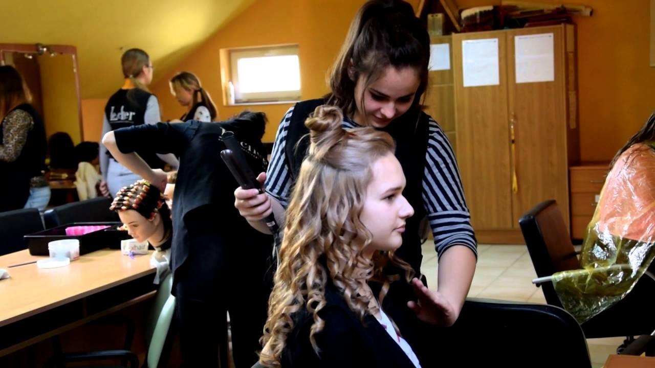 Promo Zespół Szkół Nr 4 W Nowym Sączu Technik Usług Fryzjerskich