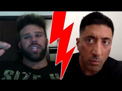 BOSTIN LOYD VS AMEEN ALAI! Iron Debate