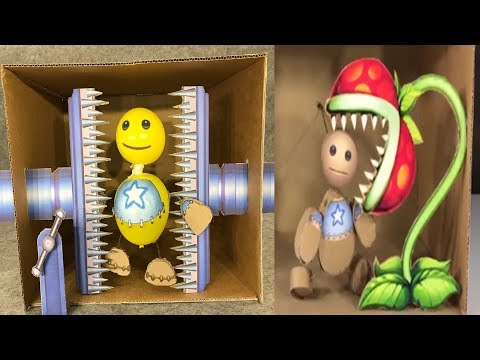 Buddy Antistress. Cardboard game. DIY