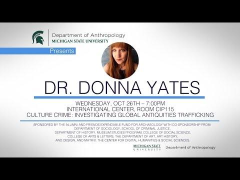 Dr. Donna Yates LiveStream Event