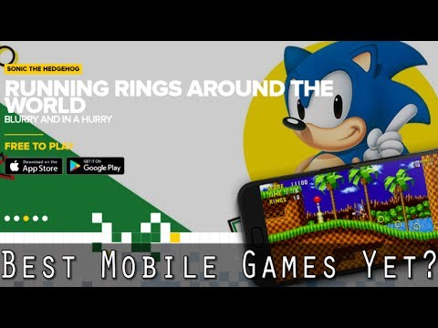 SEGA Forever Might Be The Best Android and IOS Games Ever!