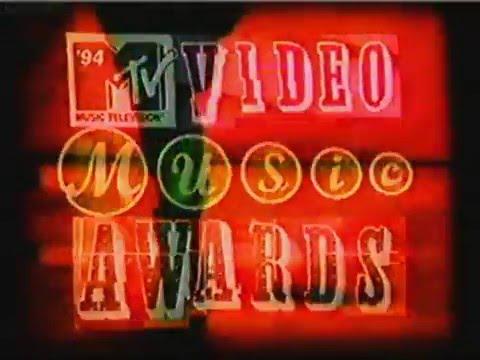 MTV Clip (VHS) - Top 20 Video Countdown (Daisy Fuentes) - Video Music Awards Promo (Roseanne) 1994