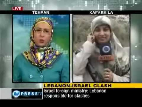 Lebanon israel Clash 1 journalist 3 Lebanese soldiers one israeli officer killed in clashes