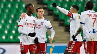Dijon vs Lyon 0 1 All goals and highlights 03 02 2021 France Ligue 1 League One PES