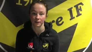 Intervju: Norska landslagskaptenen Karen Farnes förlänger med Endre IF