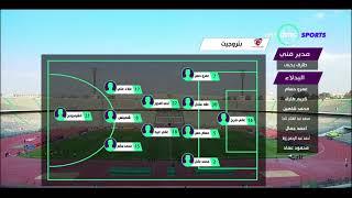 المقصورة - التشكيل الاساسي لفريق بتروجيت فى مواجهة نادي النصر فى الدوري الممتاز