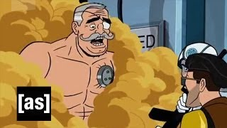 Video I'm a Hulk | The Venture Bros. | Adult Swim download MP3, 3GP, MP4, WEBM, AVI, FLV Agustus 2017