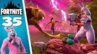 2,000 Carcasses to Eliminate It Was Very Hot! Fortnite Saving the World #35